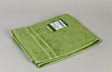 Naturtex Bambuszos törölköző, Zöld, 70x140 cm