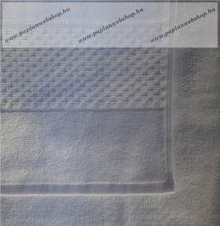 Naturtex fehér törölköző,  70x140 cm (450 g)
