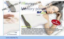 Naturtex Memory Air Plus párna 52x32x11,5 cm - OGYÉI/17781-4/2016