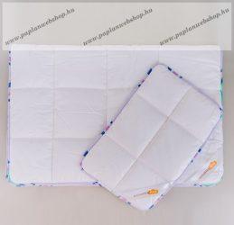 Szivárvány pamut garnitúra, 100x135 cm+40x60 cm(500+100g) - Naturtex