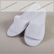Naturtex Wellness papucs, nyitott orrú, fehér, 42 méret