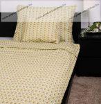 Naturtex Sárga pamut ágyneműhuzat, 3 részes