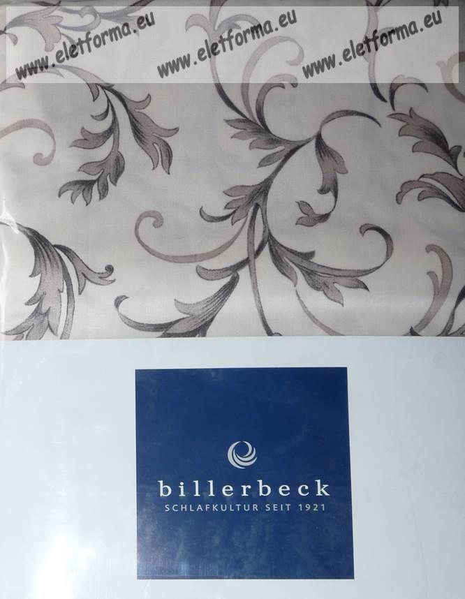 Billerbeck Bianka Barna indás pamut-szatén ágyneműhuzat d9c44b472d