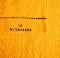 Billerbeck törölköző, Sáfrány sárga, 50x100 cm - Billerbeck