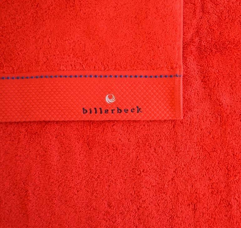 Billerbeck Karmazsin vörös törölköző a38fcdd68b
