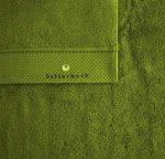 Billerbeck Toszkán zöld törölköző, 50x100 cm - Billerbeck
