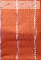 Billerbeck Piros pamut (maco-satin) félpárnahuzat, 50x70 cm