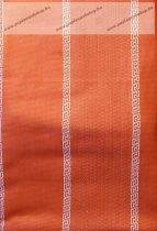 Billerbeck Bianka Piros pamut (maco-satin) félpárnahuzat, 50x70 cm