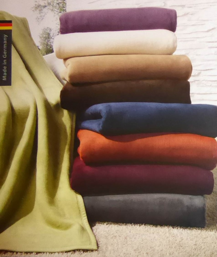 Biederlack Top Cotton kék pamut pléd 9a9826d224
