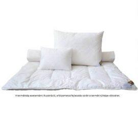 Feelings White/Fehér paplan, párna, kispárna nyári garnitúra, 135x200+60x80+36x48 cm (450 g)