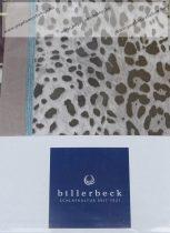Billerbeck Bianka Leopárd pamut-szatén ágyneműhuzat, 3 részes
