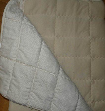 100x200 cm Feelings gyapjú matracvédő/Multiwood gyapjú matracvédő