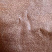 Billerbeck Bianka Barna Kavicsos pamut (maco-satin) kispárnahuzat, 36x48 cm