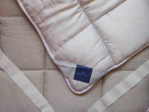 60x120 cm Billerbeck Silvertex Baby gyapjú matracvédő