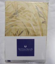 Billerbeck Bianka 3 részes pamut-szatén ágyneműhuzat, Sárga leveles - törzsvásárlóknak