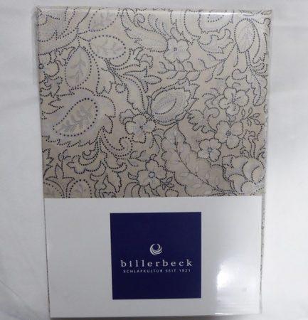 Billerbeck Bianka 3 részes pamut-szatén ágyneműhuzat, Indás - törzsvásárlóknak