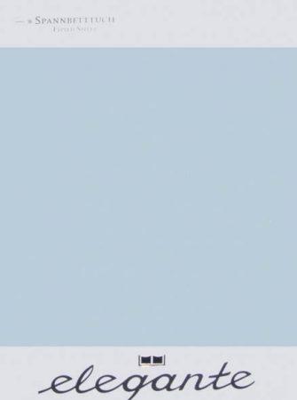 Billerbeck ELEGANTE gumis lepedő, Világoskék, 140-160x200-220 cm