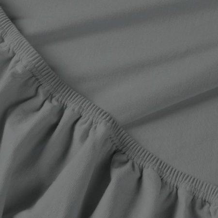 Billerbeck REBEKA elasztános gumis lepedő, bocskorszíj, 180-200x200-210 cm (180 g/nm)