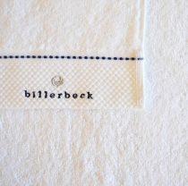 Billerbeck rizskötésű törölköző, Szürke, 70x140 cm - Billerbeck
