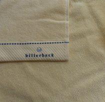 Billerbeck rizskötésű törölköző, Bézs, 50x100 cm - Billerbeck