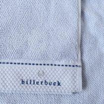 Billerbeck rizskötésű törölköző, Világoskék, 70x140 cm - Billerbeck
