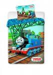 Thomas a gőzmozdony, 2 részes ágyneműhuzat (100% pamut)