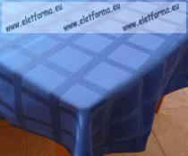 Damaszt Asztalterítő, 140x180 cm, Kék
