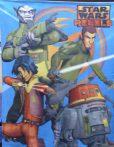 Star Wars Rebels pléd/takaró,  120x150 cm, Blue