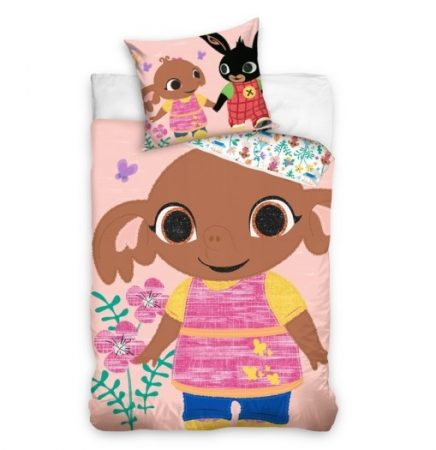 Bing ovis/baba ágyneműhuzat, Pink