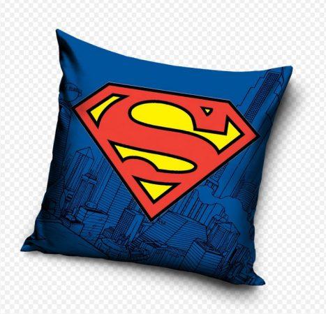 Superman díszpárnahuzat, 40x40 cm