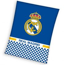 Real Madrid pléd, 110x140 cm, Kék