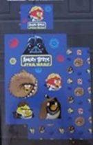 Angry Birds ágyneműhuzat, Star Wars Blue (100% pamut)