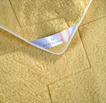 Billerbeck DORIS merino szőrme gyapjú paplan, 135x200 cm