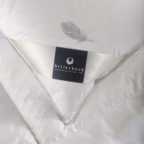 Billerbeck VIRGIN-SATIN pehely kispárna, 40x50 cm