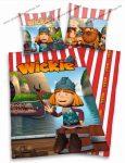 Wickie/Vik a viking ágyneműhuzat, 2 részes (100% pamut)