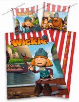 Wickie/Vik a viking ágyneműhuzat (100% pamut)