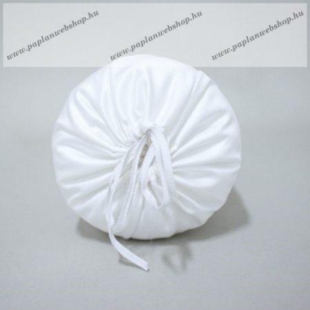 Fehér huzat hengerpárnához, 40x15 cm - Billerbeck