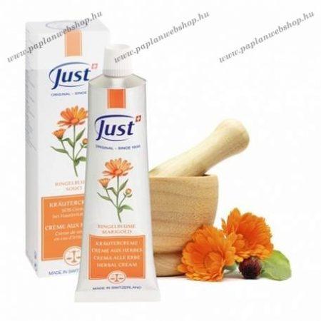 Körömvirág krém, 60 ml - Just