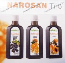 Narosan Trio (Áfonya, Narancs Tropic) 125-125-125 ml - Nahrin