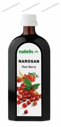 Narosan Red Berry/Vörös áfonya, 500 ml - Nahrin