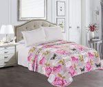 Elegancia ágytakaró, Butterfly, 240x260 cm (3045)