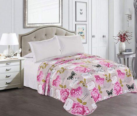 Elegancia Gina ágytakaró, Butterfly, 240x260 cm (3045)