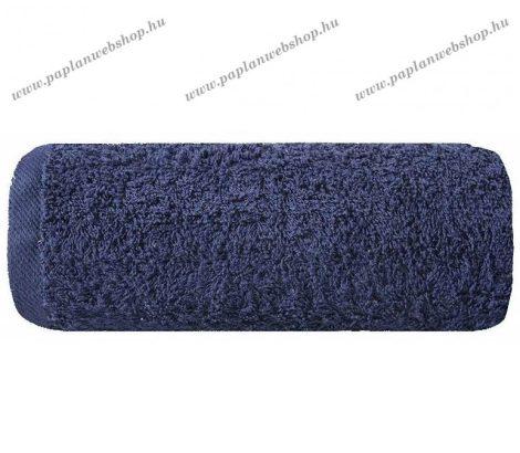 Frottír törölköző (500 gramm), Kék, 70x140 cm