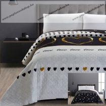 Elegancia Love ágytakaró, Love, 220x240 cm (2541)