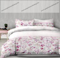 Flanel ágyneműhuzat, Pink/Sweetdreams, 200x220 cm + 2 db 70x90 cm (100 % pamut)