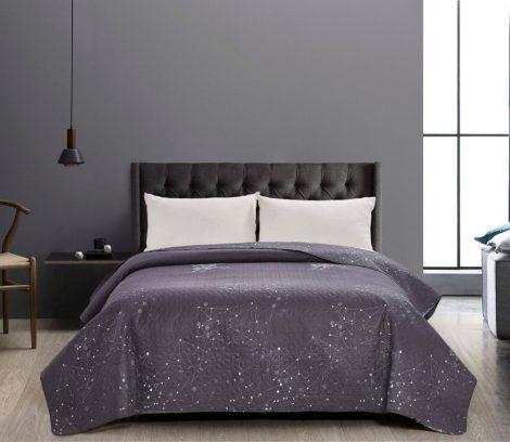 Elegancia HYPNOSIS kétoldalas ágytakaró, Eagle/Csillagkép, 240x260 cm (1024)