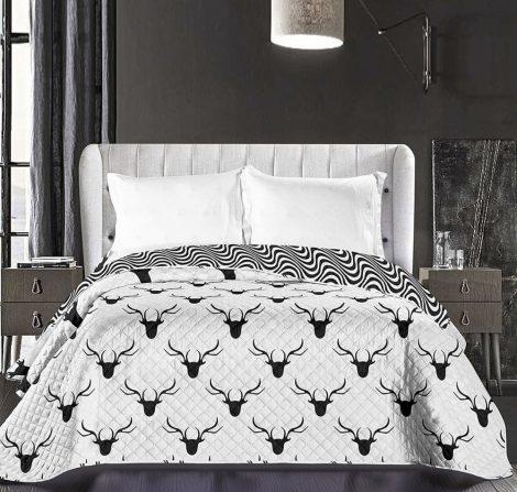 Elegancia ágytakaró, Szarvas/Deerest, 240x260 cm (6353)