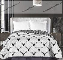 Elegancia ágytakaró, Szarvas/Deerest, 220x240 cm (6360)