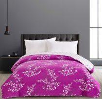 Elegancia ágytakaró, Calluna Violet-crem, 220x240 cm (6872)