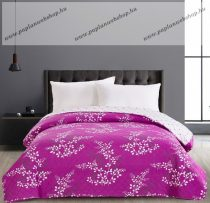 Elegancia ágytakaró, Calluna Violet-crem, 240x260 cm (6889)